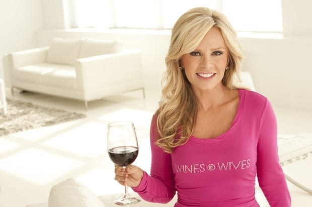 Tamra Barney Wines By Wives 1