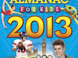 The World Almanac for Kids 2013 Cover