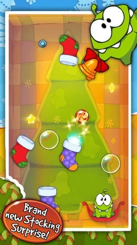 Cut the Rope Holiday 1